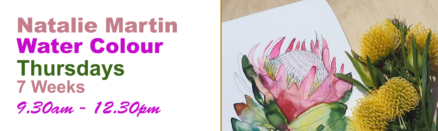 7 Week Thursday Adult Water Colour Term