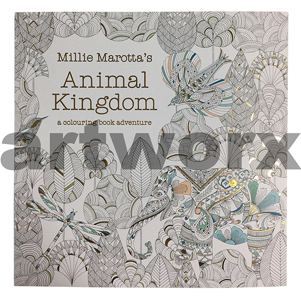 Animal Kingdom Colouring Book Target The Little Book Of
