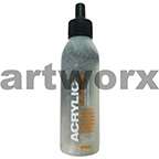 Montana Acrylic Paint Marker and Airbrush Refill Ink 25ml Iron Curtain