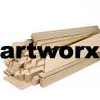 Balsa Wood School Box Sheets