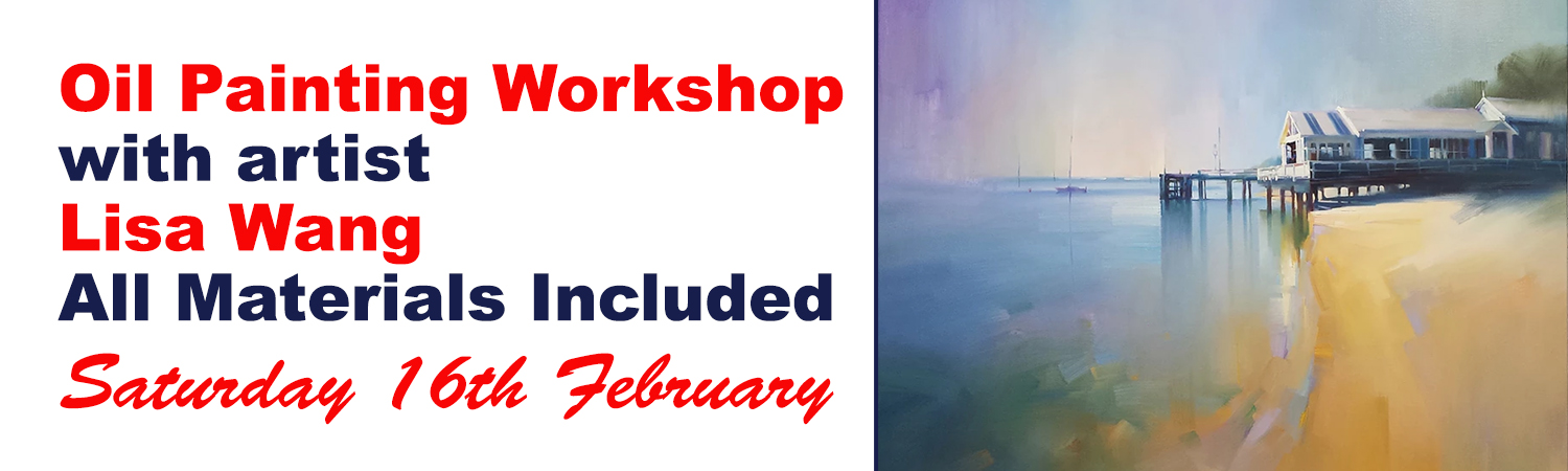 One Day Seascape Oil Workshop