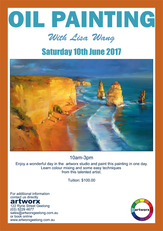 Oil Seascapes 10th of June 2017