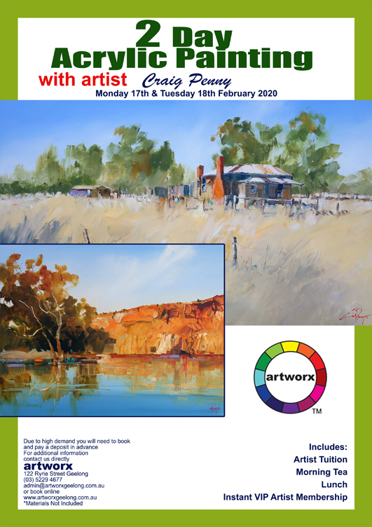 17th & 18th February 2020 2 Day Landscape Workshop