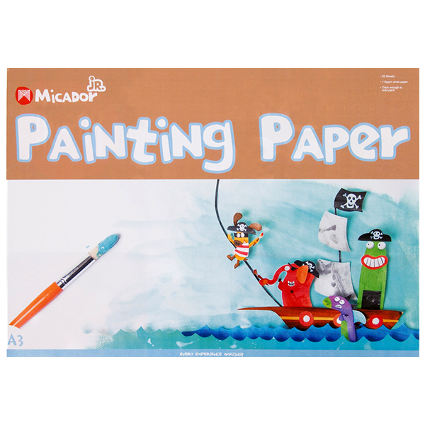 A3 Painting Paper Pad