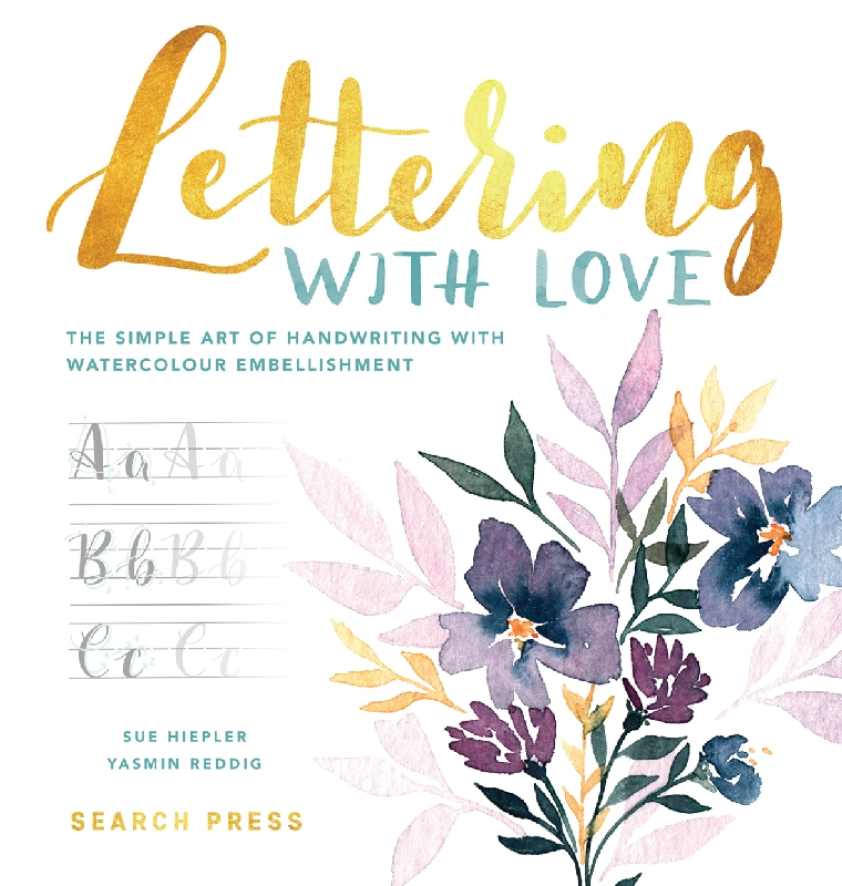 Lettering With Love Book