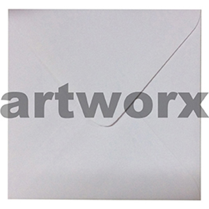 150x150mm Envelope Matte White