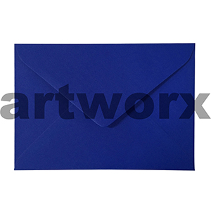 20pc C5 Royal Blue 100% Recycled Envelope