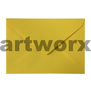 20pc C5 Mellow Yellow 100% Recycled Envelope