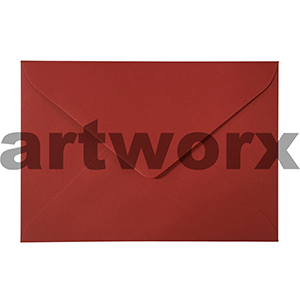 20pc C5 Ruby Red 100% Recycled Envelope
