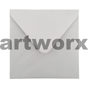 20pc Diamond White Matte 16x16cm Envelopes 100% Recycled