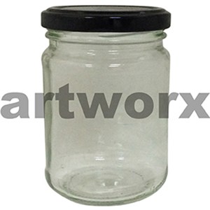 250ml Food Jar with 63mm cap