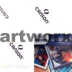 50x70mm Art Board Illustration BD Manga Canson