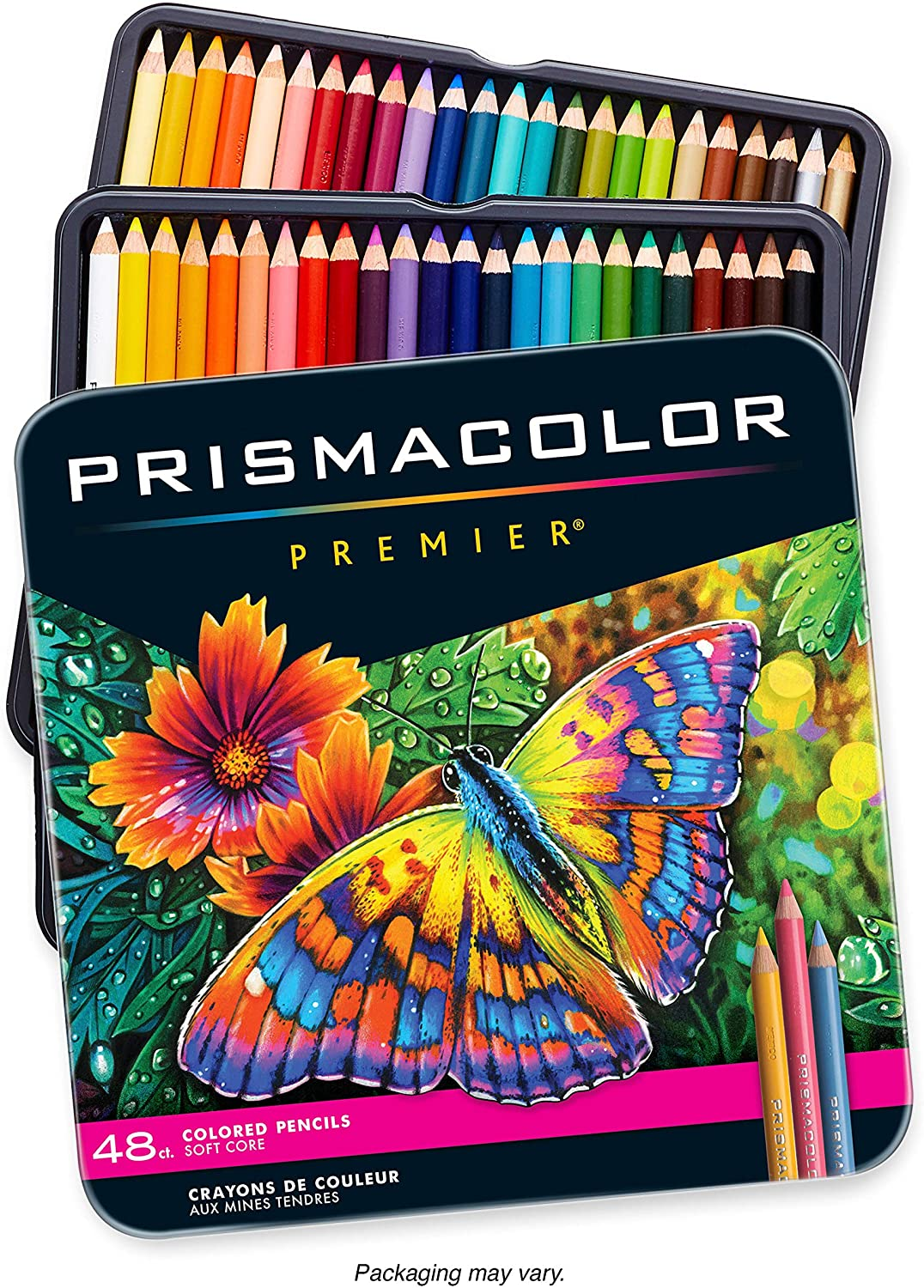 48pc Premier Prismacolor Pencils