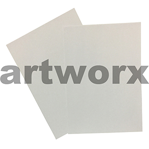 100gsm White Linen Embossed A4 Textured Paper