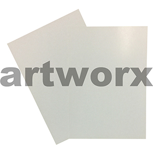 250gsm Gloss White Thick Card
