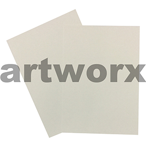 271gsm Russel Linen C-White Textured A4 Cardstock