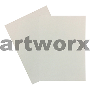 271gsm Cambric Linen Artic Textured A4 Cardstock