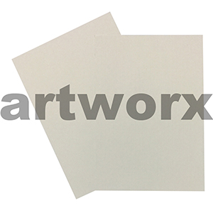 324gsm Neenah Columns Natural White Textured A4 Cardstock