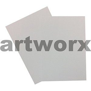 330gsm Letterhead Linen Extreme White Textured A4 Cardstock
