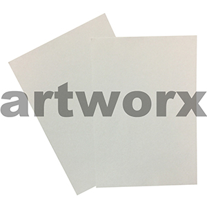 90gsm White Hammer Embossed A4 Textured Paper