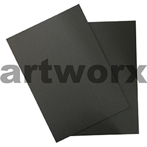 "40x60"" 25pc 5mm Black Foam Core Board"