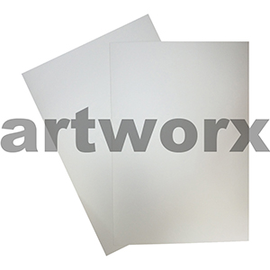 Silver 510x640mm 280gsm Card