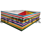 x10 Assorted Colours 510x760mm 100 Sheet Ream Prism Paper