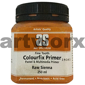 Raw Sienna 250ml Colourfix Primer Art Spectrum