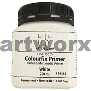 White 250ml Colourfix Primer Art Spectrum