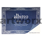 190gsm B4 24 Sheet Albireo Watercolour Pad