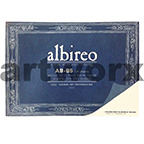 190gsm B5 24 Sheet Albireo Watercolour Pad