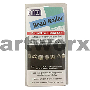 Amaco Bead Roller - Round and Ovals