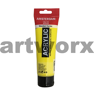 Primary Yellow 120ml Amsterdam Acrylic Paint