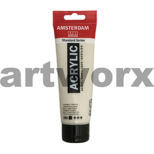 Titanium Buff Deep 120ml Amsterdam Acrylic Paint