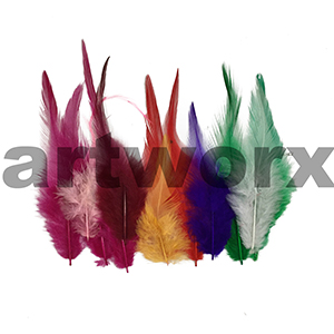 Arbee - Feathers - Mixed 12pc