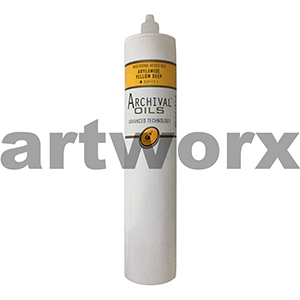 Arylamide Yellow Deep s1 300ml Archival Oil Paint Cartridge