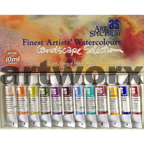 12x10ml Watercolour Tubes Australian Landscape Art Spectrum