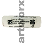 Titanium White No.P500 Large Art Spectrum Artists Soft Pastel