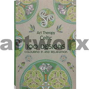 Art Therapy Celtic Adult Colouring Book