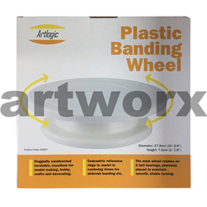 Artlogic Plastic Pottery Banding Wheel