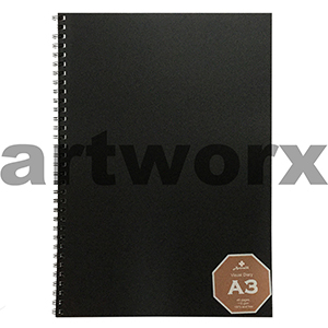 110gsm A3 45 Sheets Artvalli Visual Diary