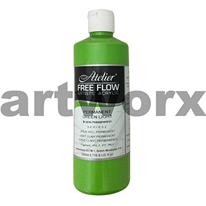 Permanent Green Light s2 Atelier Free Flow 500ml