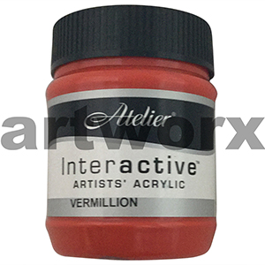 Vermillion s2 Atelier Interactive 250ml