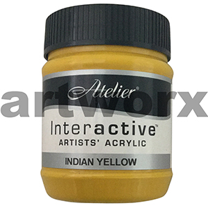 Indian Yellow s2 Atelier Interactive 250ml