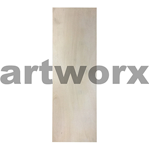 300x915x3mm Basswood Craft Ply