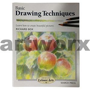 Basic Drawing Techniques Book by Richard Box