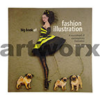 Big Book of Fashion Illustration, Illustration Book by Martin Dawber
