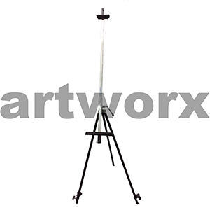 Black Metal Tripod Easel