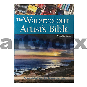 The Watercolour Artist's Bible Book by Marilyn Scott
