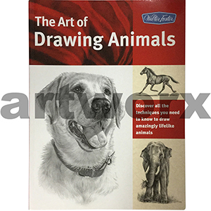 The Art of Drawing Animals Artbook